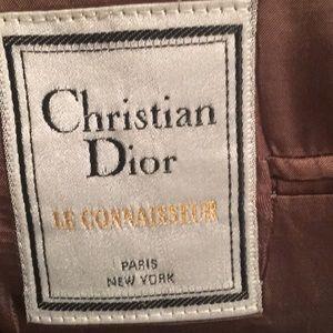 Vintage Christian Dior Le Connaisseur  Suit